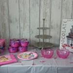 Decoratie hapjestafel Prinsessen