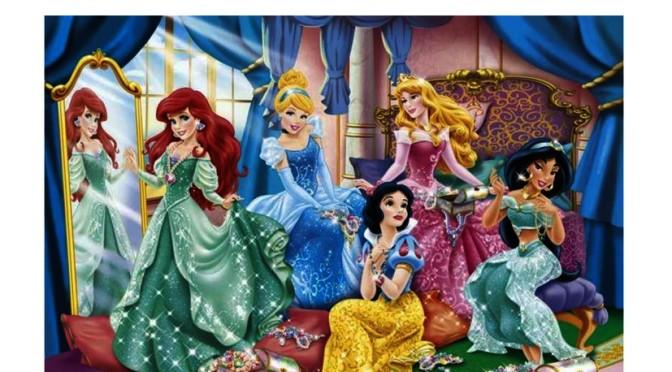 Draaiboek Prinsessenfeest is af!