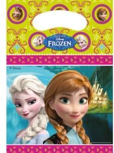 Frozen uitdeelzakjes