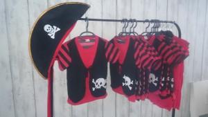 Piratenpakken 3-7 jaar