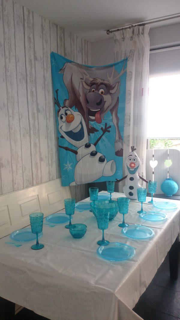 Frozen tafelschikking