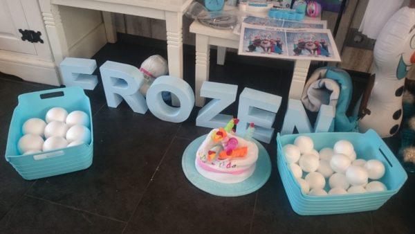 Decoratie Frozen