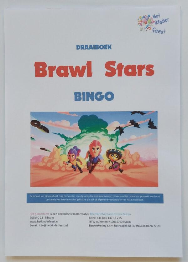 Draaiboek Brawl Stars Binog