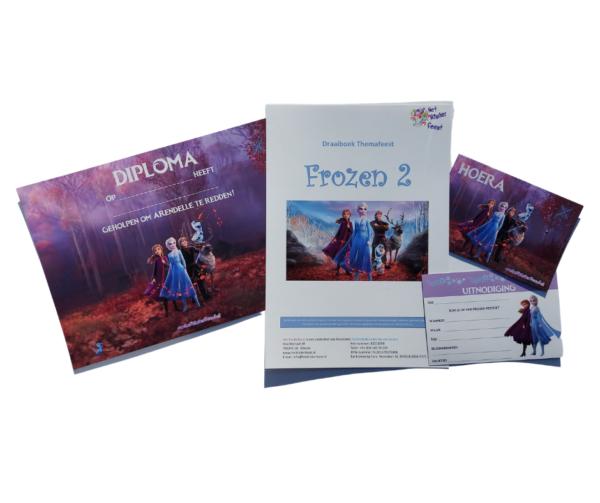 Frozen 2 feestset download